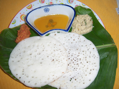 Steam Dosa