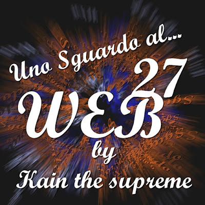 Uno sguardo al #web N° 27
