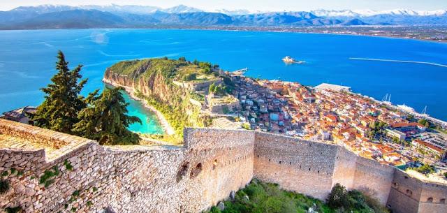 Trivago: Το Ναύπλιο στους 4 καλύτερους Ελληνικούς τουριστικούς προορισμούς