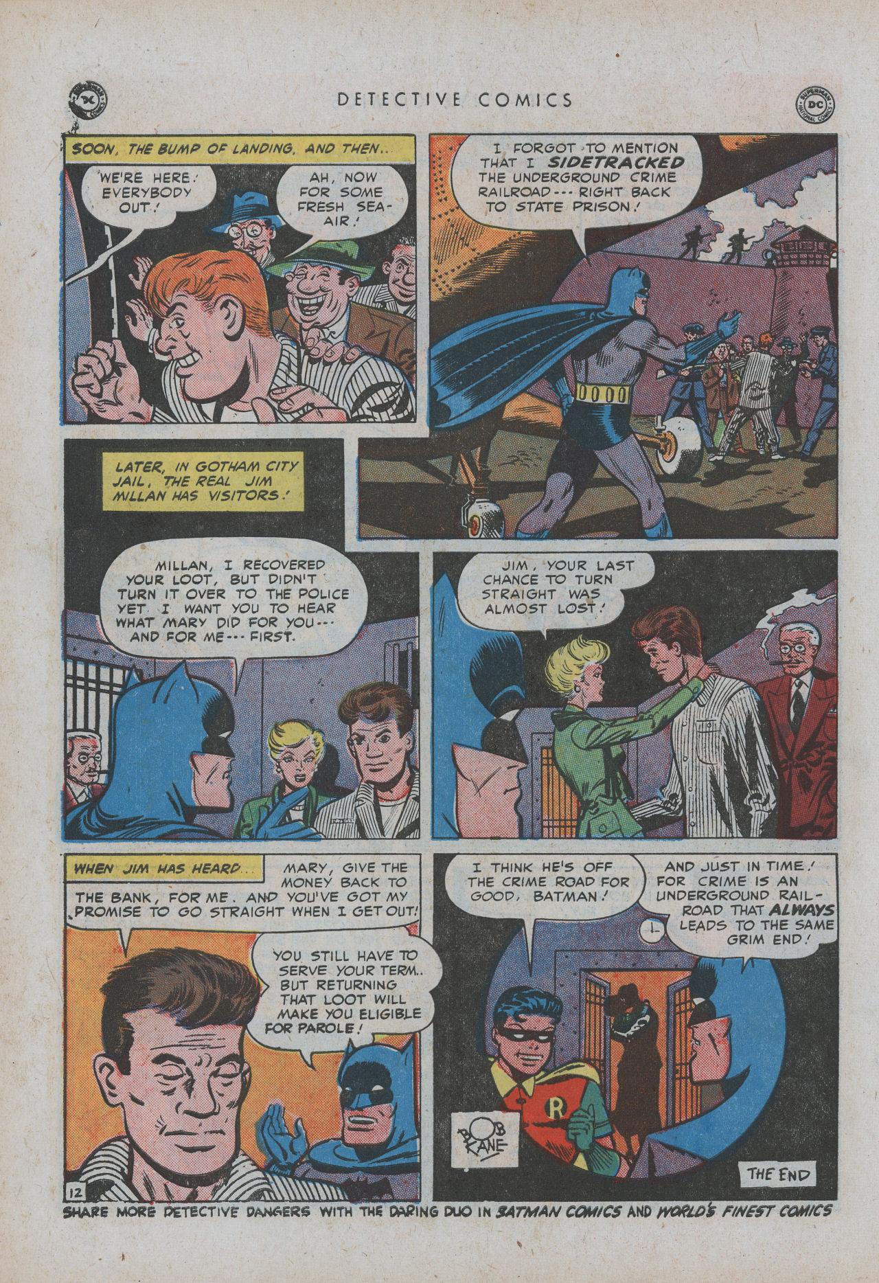 Read online Detective Comics (1937) comic -  Issue #154 - 14