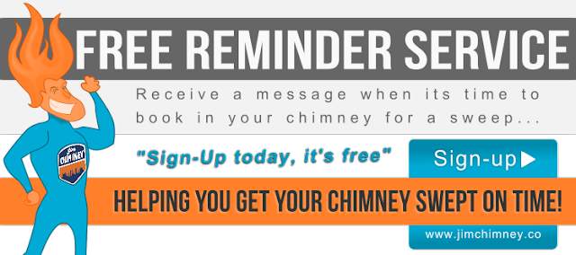 free-chimney-sweep-reminder-Dorset-Poole- Wimborne