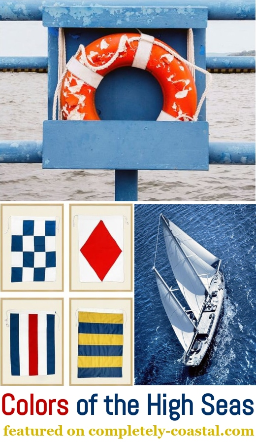 Nautical Color Scheme Interior Design Tips