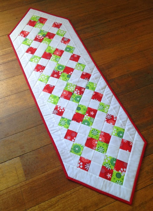 Where to from here sew today clean tomorrow for 12 days of christmas table numbers