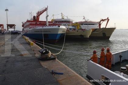Tingkat arus barang Pelabuhan Gresik meningkat selama kuartal I 2018