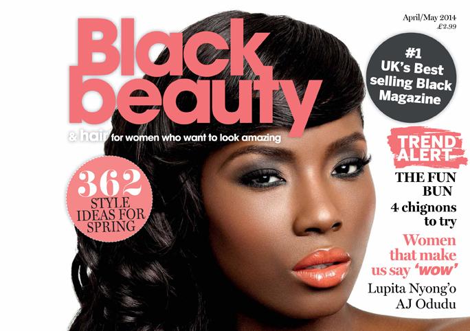 Black Beauty & Hair April/May 2014