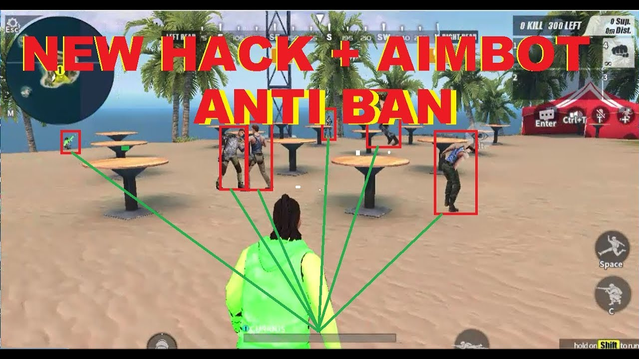 Rules of Survival NEW Anti Ban Anti Report [ VVIP_HACK_V2 ] ALL