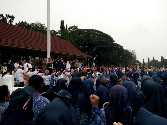 Apel Akbar Nusantara Bersatu