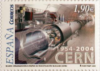 50 ANIVERSARIO ORGANIZACIÓN EUROPEA INVESTIGACIÓN NUCLEAR (CERN)