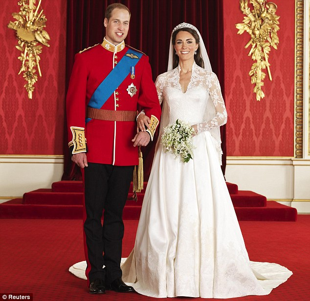 William And Kate S Marriage Certificate