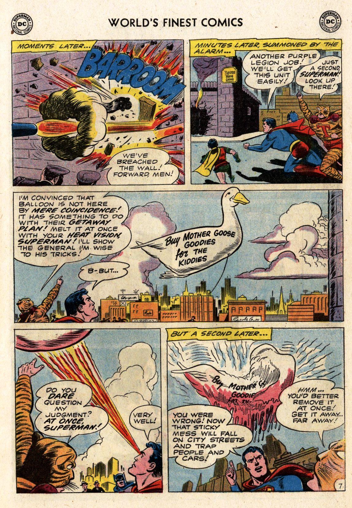 Read online World's Finest Comics comic -  Issue #119 - 9