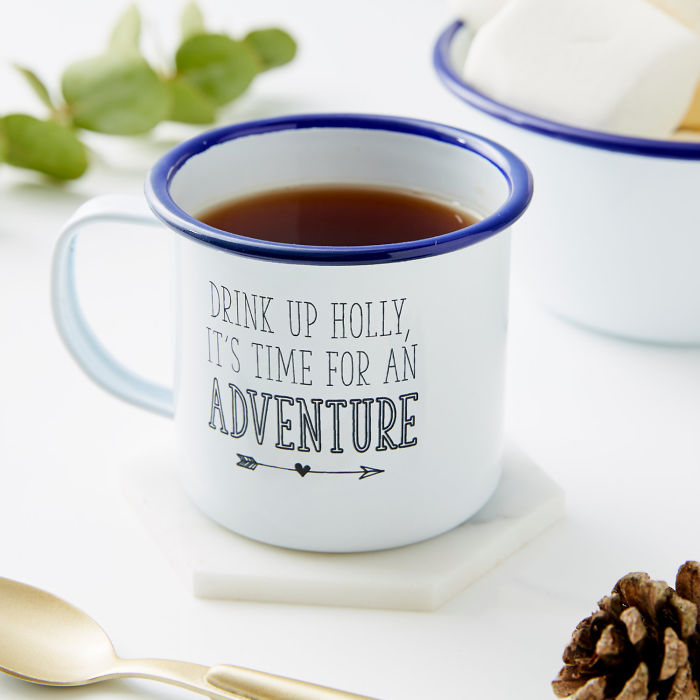15+ Of The Best Traveler Gift Ideas Besides Actual Plane Tickets - Adventurer Mug
