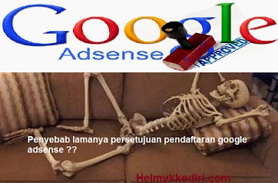 Penyebab Lamanya Balasan Google Adsense
