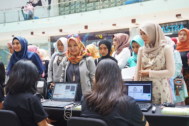 Sunsilk hijab hunt 2018 surabaya