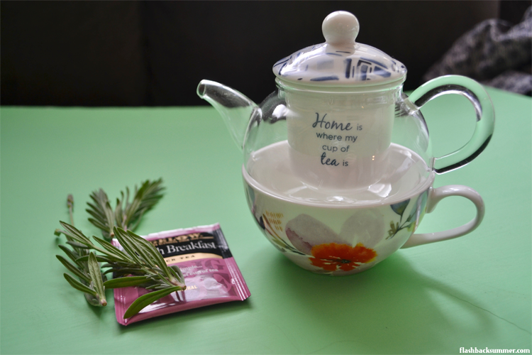 Flashback Summer: Tea for One - Pavilion Gifts