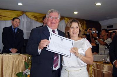 Resultado de imagem para Abelardo será diplomado prefeito pela 6ª vez