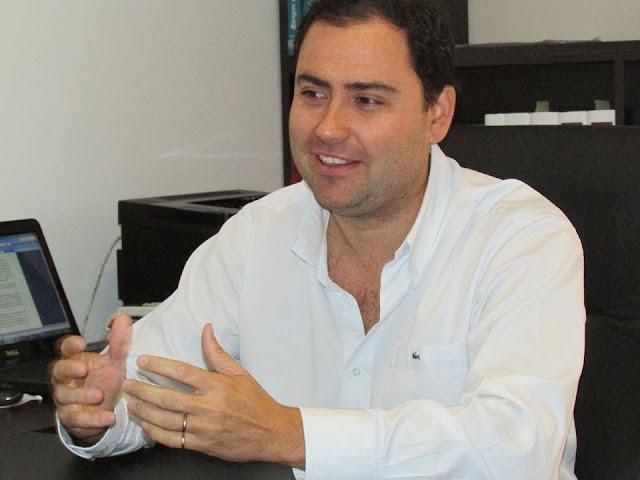 Juan Pablo Oviedo Nuevo Juez del Tribunal Municipal de Faltas