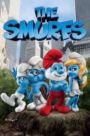 Xì Trum - The Smurfs (2011)