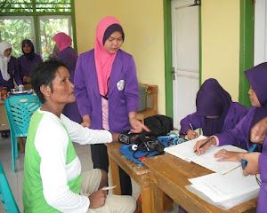 Hubungan Pendidikan dengan Kunjungan Ibu Ke Posyandu