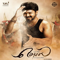 Mersal (2017) Tamil Movie Audio CD Front Covers, Posters, Pictures, Pics, Images, Photos, Wallpapers