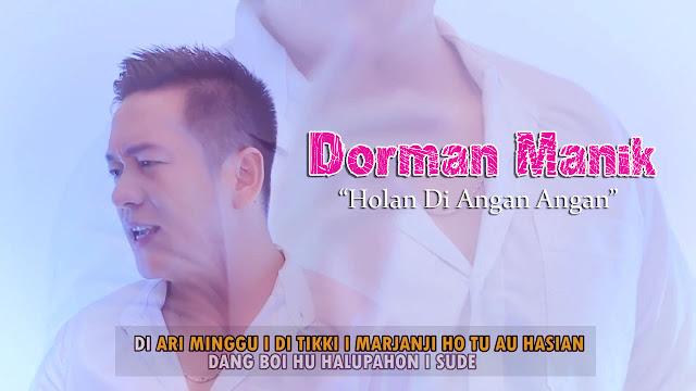 Chord Gitar Dorman Manik - Holan Di Angan Angan