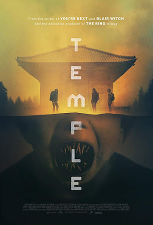 Poster Of Temple In Dual Audio Hindi English 300MB Compressed Small Size Pc Movie Free Download Only At worldfree4u.com