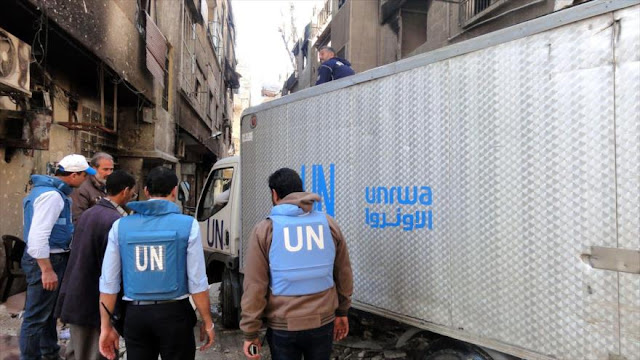 ONU rechaza peticiones de Netanyahu de cerrar la UNRWA