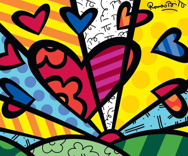 Romero Britto : Ícone da Cultura Pop Moderna