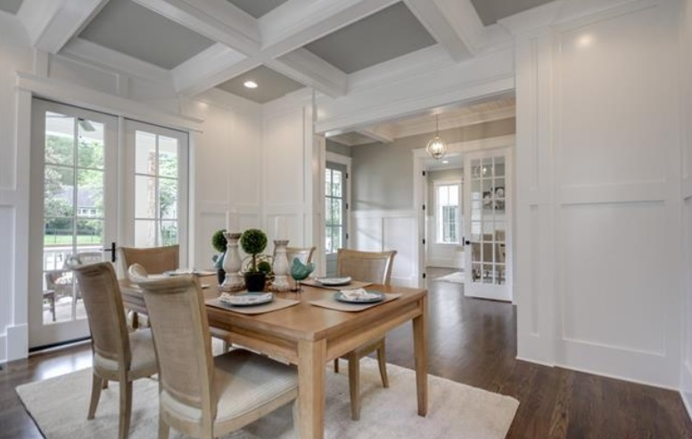 Carolina Spaces Stages Two New Build Homes in Charlotte ...