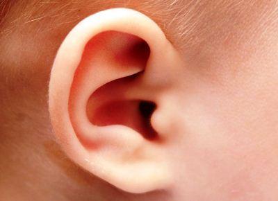 Telinga anak