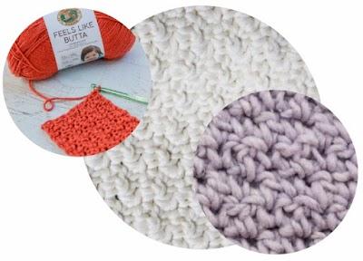 Cómo tejer el punto Plancha o Adoquín a crochet