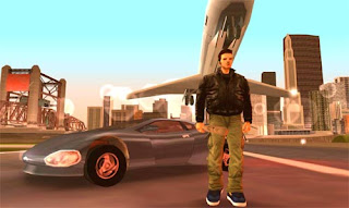 Juego Grand Theft Auto III android