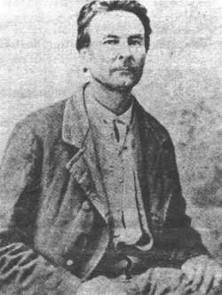 Tennessee WordSmith: Champ Ferguson, Confederate Guerrilla