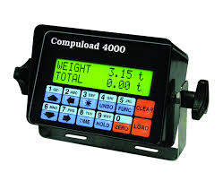 Compuload On-board Weighing Systems