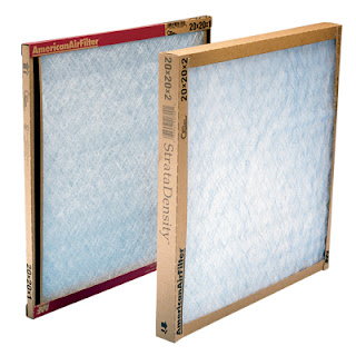 Disposable Fibreglass Filters