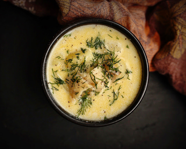 Smoked Haddock and Potato Soup