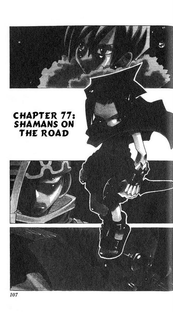 Shaman King [Vua pháp thuật] chap 77 trang 3