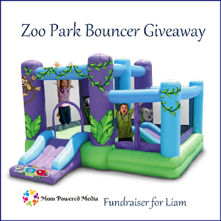 Zoo Park Bouncer Giveaway Button