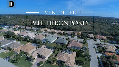 Blue Heron Pond Venice FL Homes for Sale