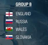 Euro 2016 Grup B