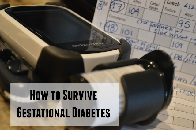 How to Survive Gestational Diabetes