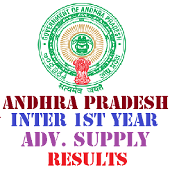 Manabadi AP Intermediate 1st Year Advanced Supplementary Results