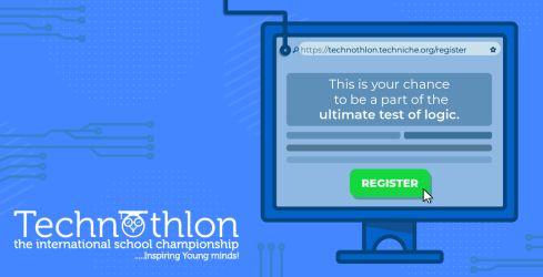 Technothlon 2019 - International School Championship by IIT Guwahati