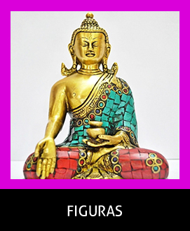 Figuras buda Bogota