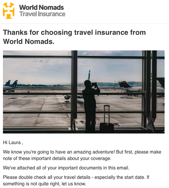 world nomads travel insurance discount