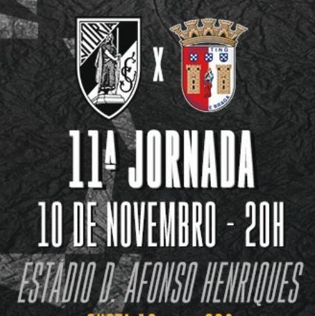 Como es habitual : máxima expectación para el Vitória de Guimaraes - Sporting de Braga de este domingo
