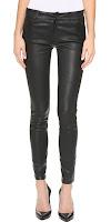 Кожаные брюки Verdugo 447$