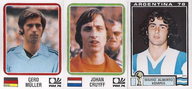 BRD Nº 158 Panini Historia de la Copa del Mundo 1990-Horst Hrubesch