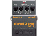 CARA MENYETING EFFEK METAL ZONE