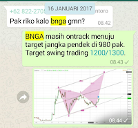 Peluang profit disaham BNGA