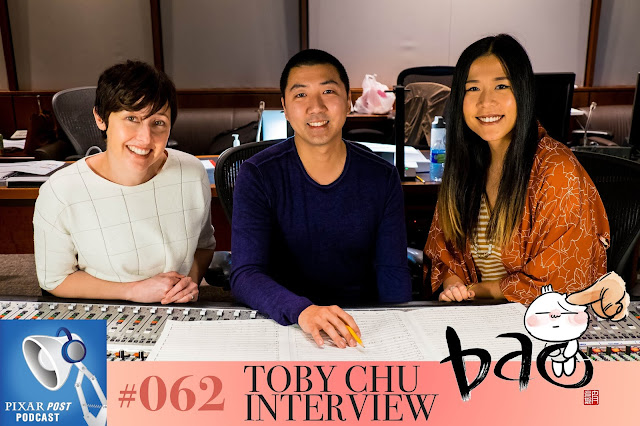 Pixar Bao Scoring Session with Toby Chu and Domee Shi